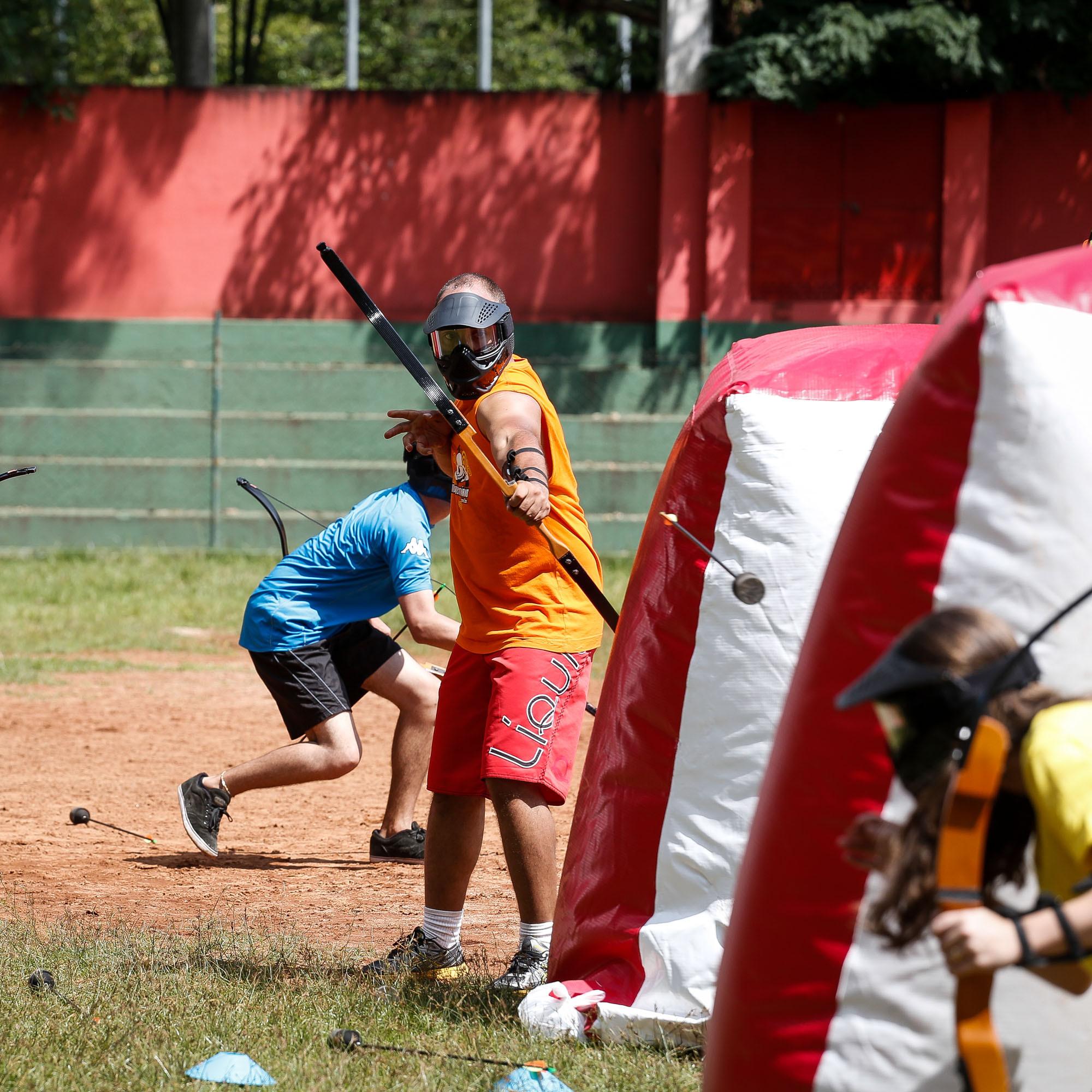 Hunting Games São Paulo