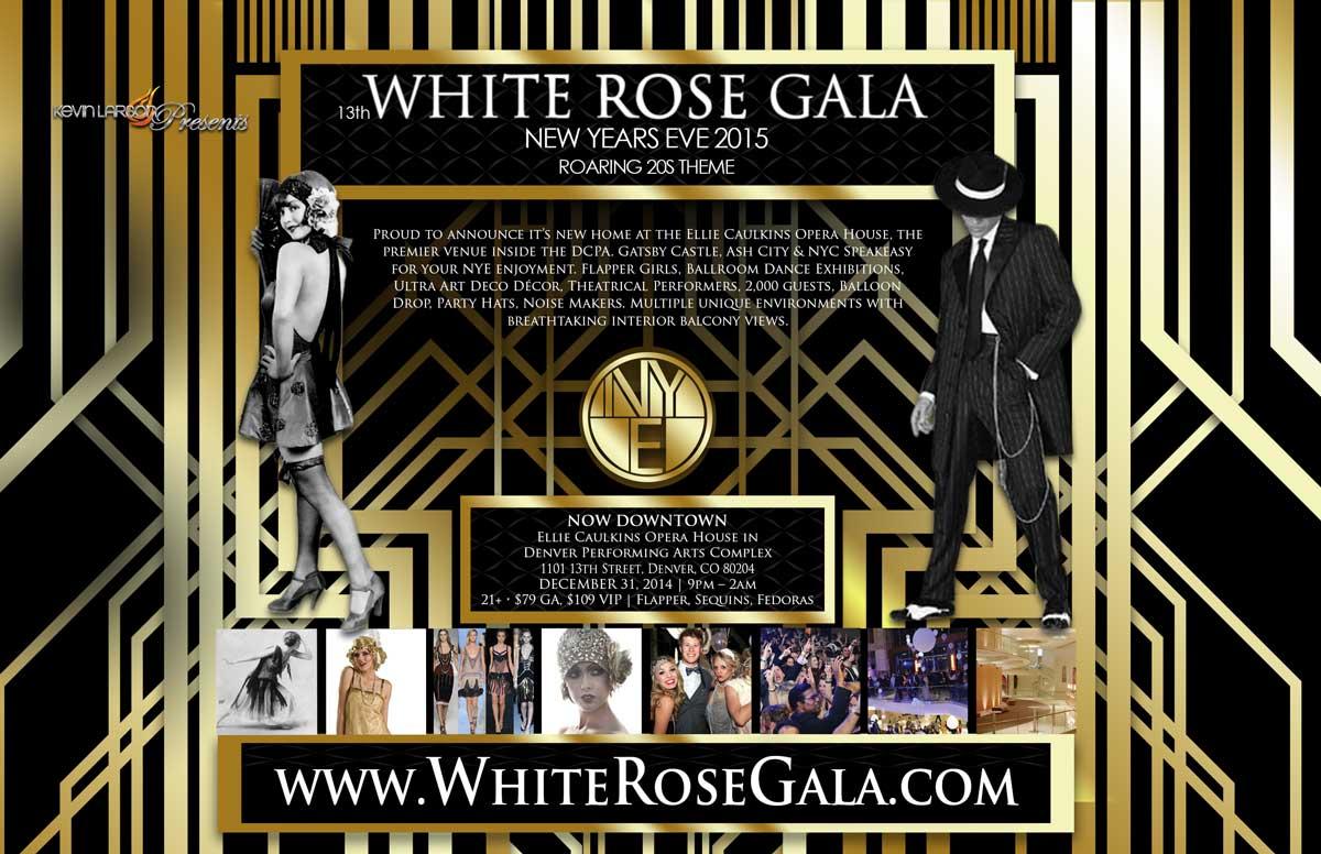 White Rose Gala.com