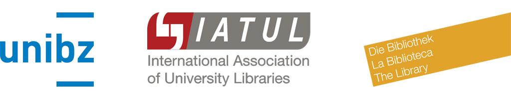 Logos of seminar organizers