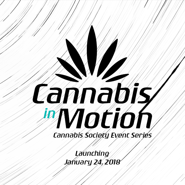 Cannabis in Motion Event Series Logo