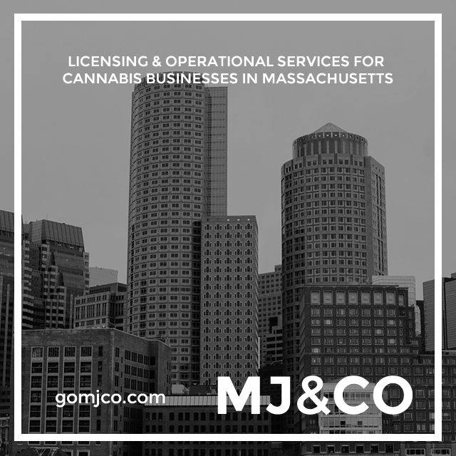 Massachusetts Licensing and Operational Services for Marijuana Businesses