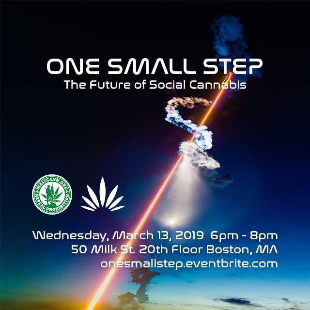 One Small Step - The Future of Social Cannabis