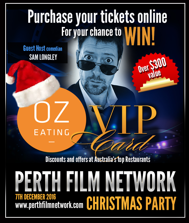 Purchase your ticket online for a chance to win an OZeating VIP CARD valued over $300.00