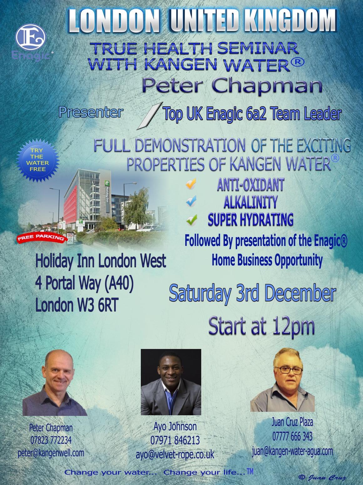 Seminar London West