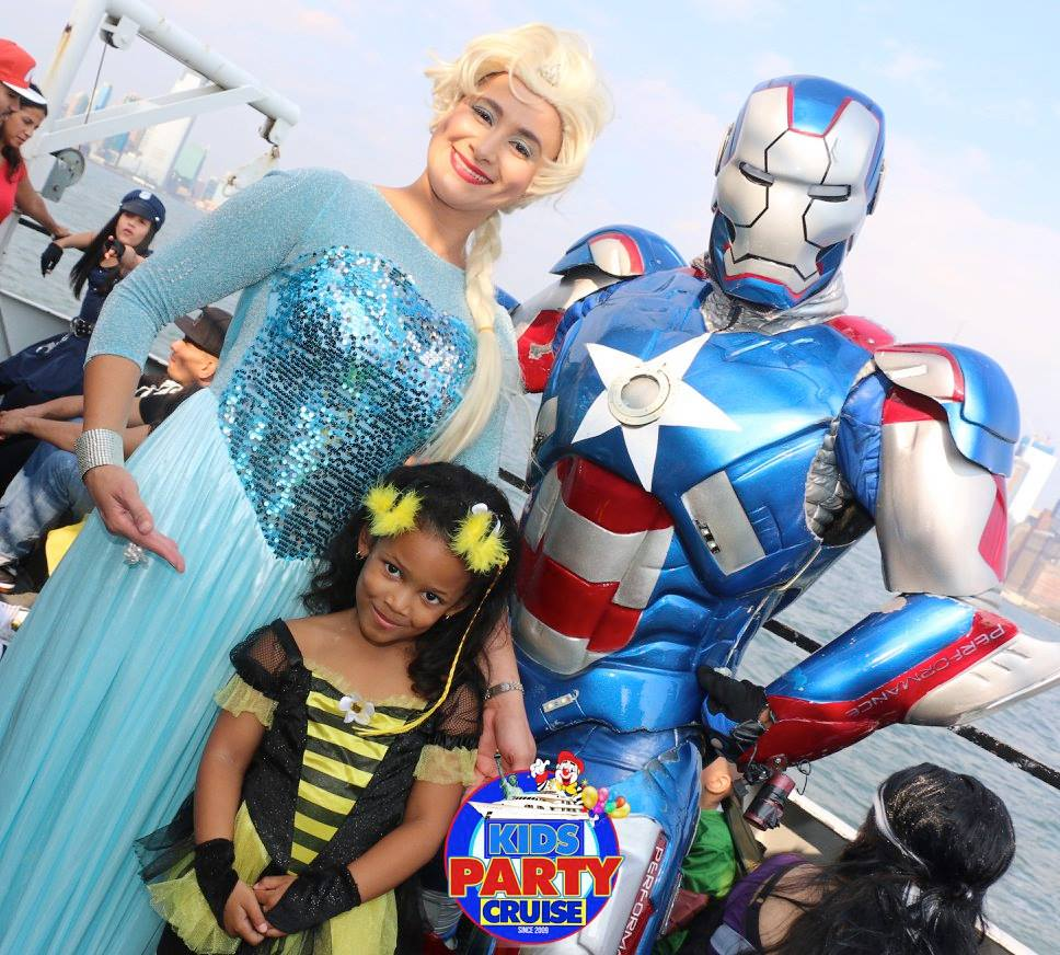 Kids Party Cruise