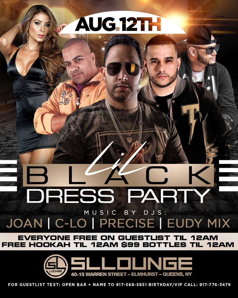 Saturday at SLLounge