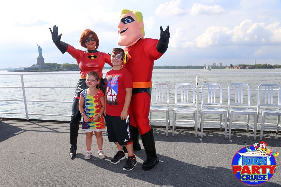 Incredibles Kids Party Cruise