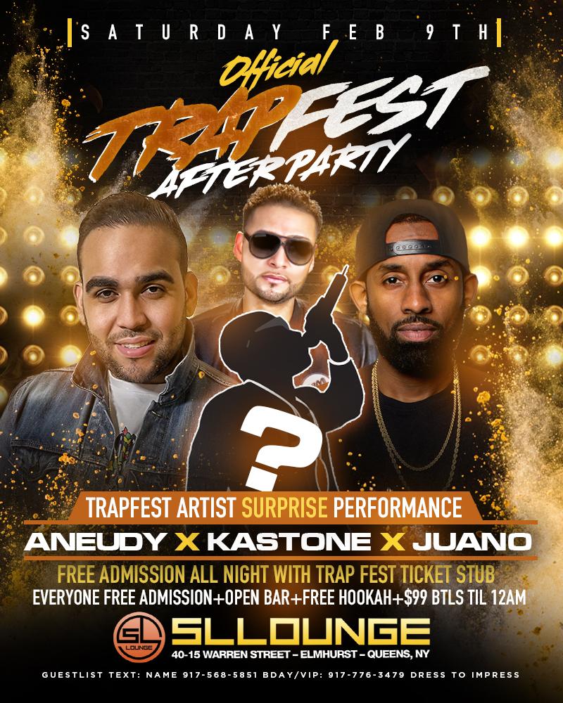 DJ Aneudy / Kast One & Juano
