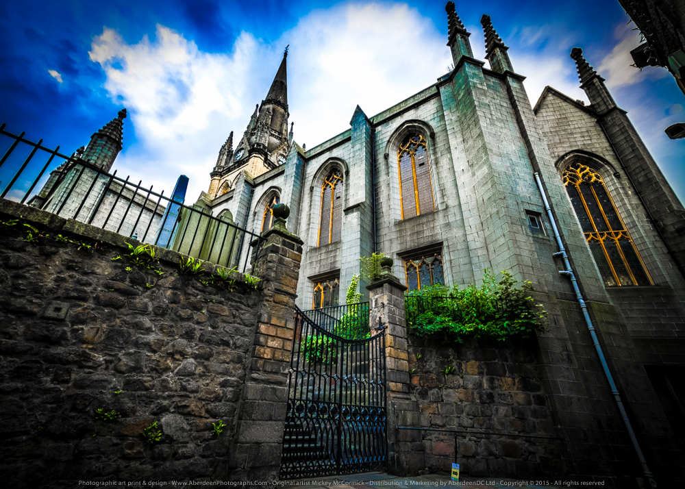 AP Photos Image - Kirk of St Nicholas - Union Street  - Aberdeen