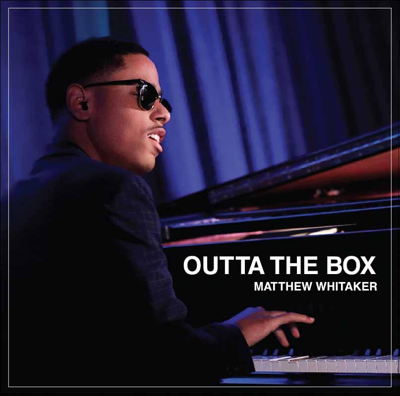 Matthew Whitaker CD cover art