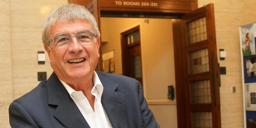 Professor Roger Kain