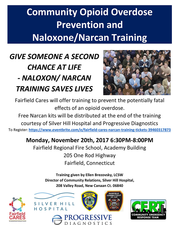 Fairfield Cares Naran Training