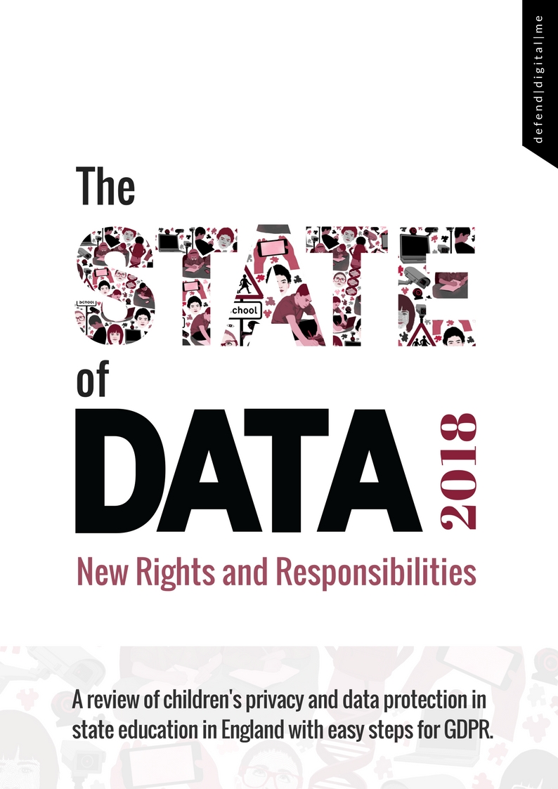 report cover State of Data 2018