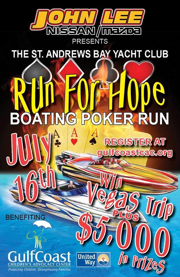 john lee nissan run for hope boating poker run tickets sat jul 16 2016 at 10 00 am eventbrite. Black Bedroom Furniture Sets. Home Design Ideas