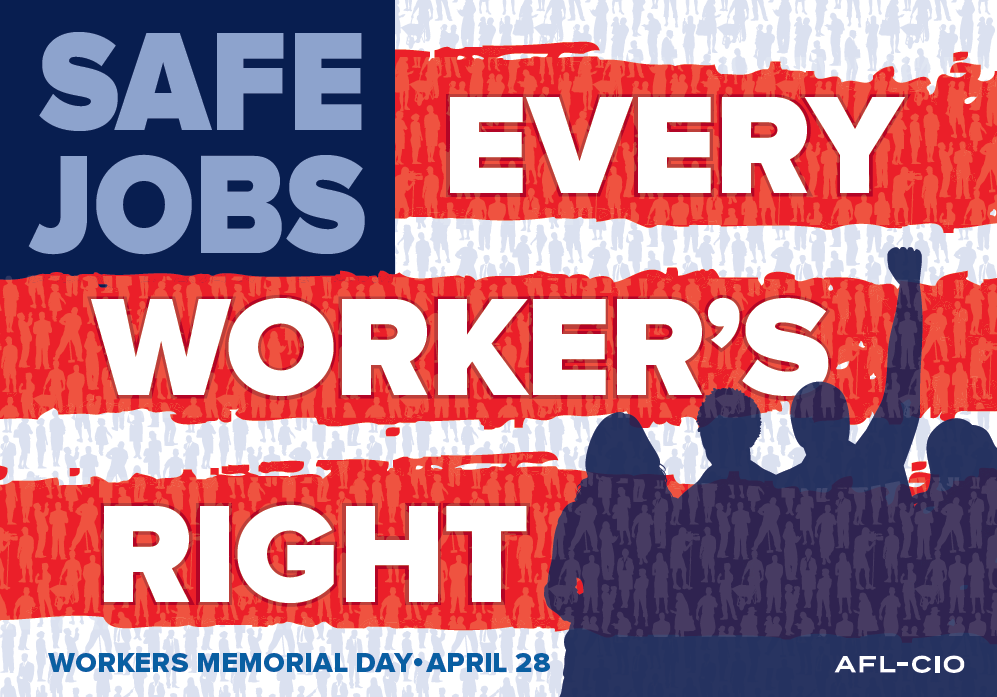 Safe Jobs Are Every Workers Right