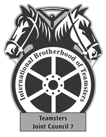 Teamsters Join t Council 7