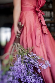 Jacaranda Bouquet