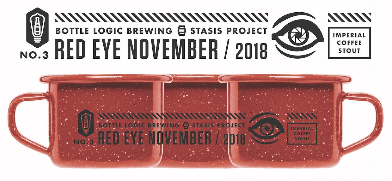 RedEye November Espresso Mug