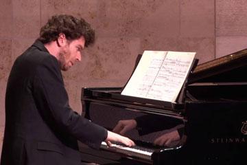 Ian Scarfe, Piano