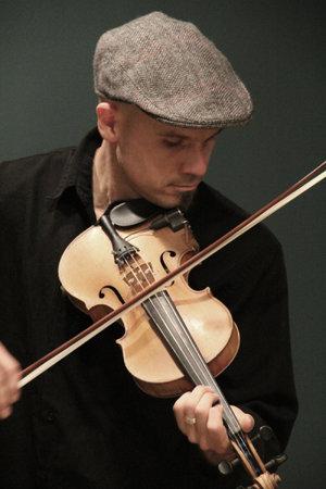 John Weed, Violin