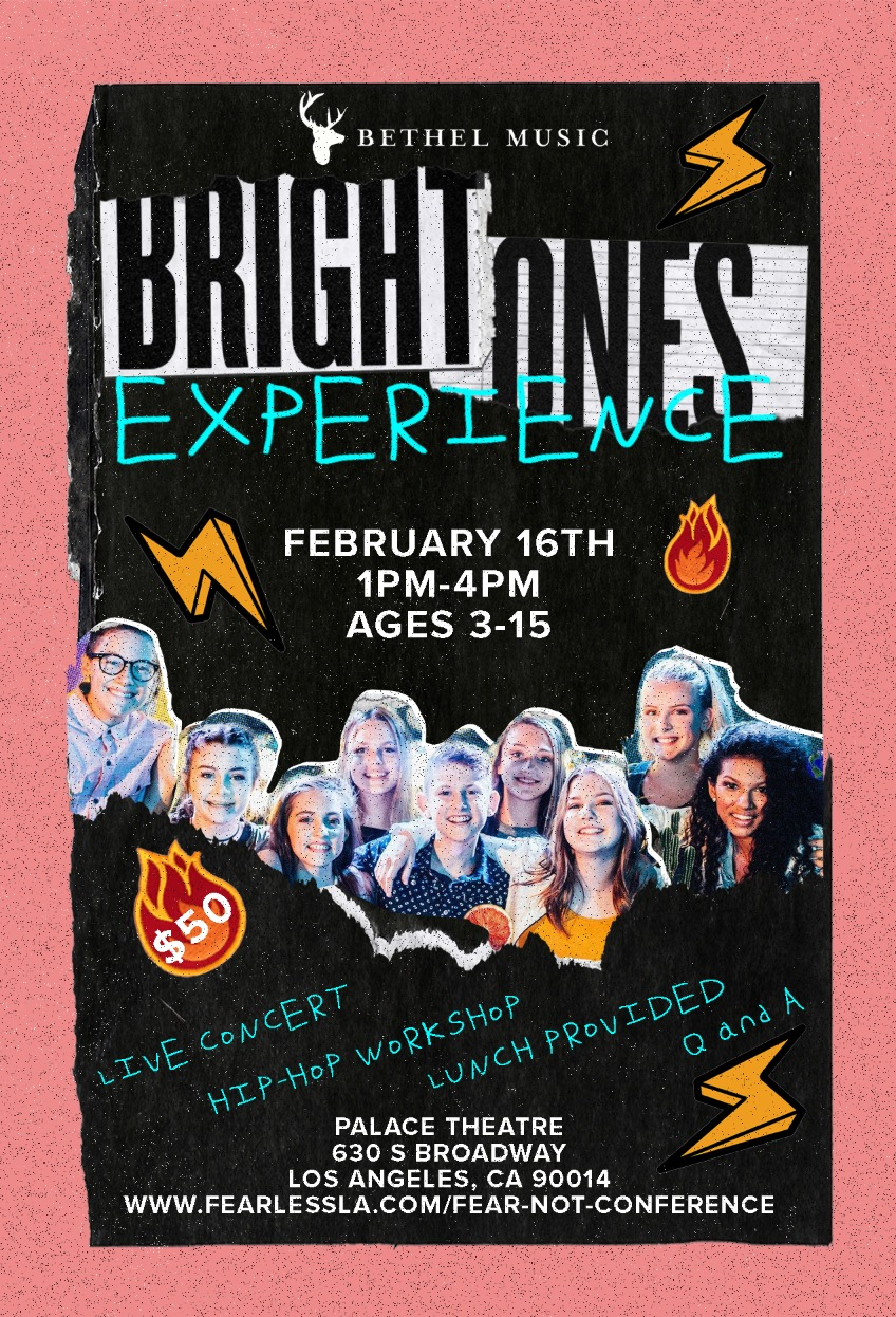 Fearless Kidz - Bright Ones Experience