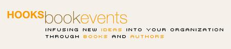 Hooks Book Events Presents an Evening Discussion with...