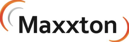 Maxxton Gold Sponsor