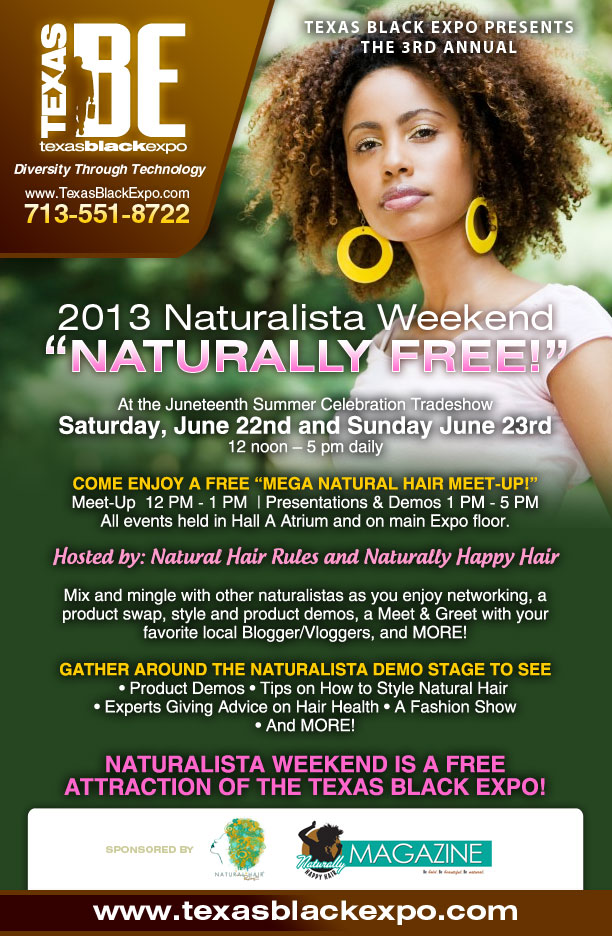 Natural Hair Expo Dallas