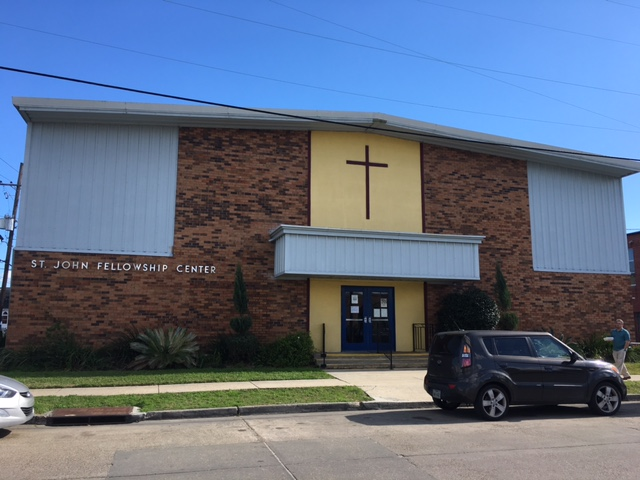 St. John School Gym/Fellowship Center on N Pierce