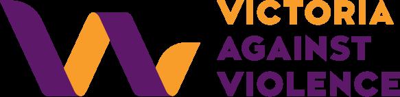 Victoria Against Violence logo