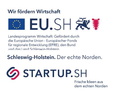 Die Veranstaltung ist kostenlos und wird ermöglicht durch das Ministerium für Wirtschaft, Arbeit und Verkehr des Landes Schleswig-Holstein.