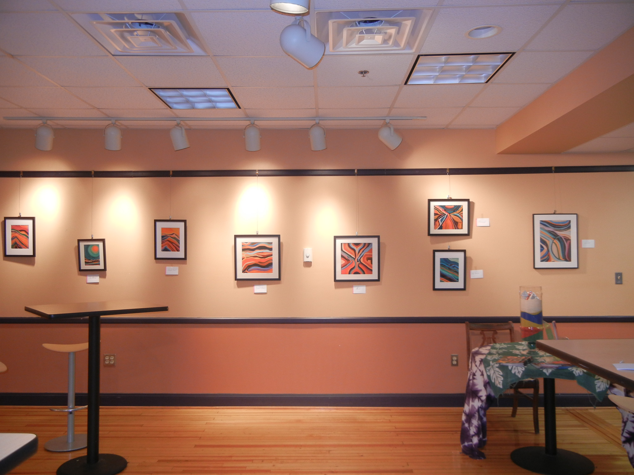 Art Gallery - HCC - Ida Mitchell