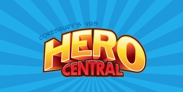 Vbs 2017 hero central tickets mon jun 19 2017 at 8 30 for Hero central vbs crafts