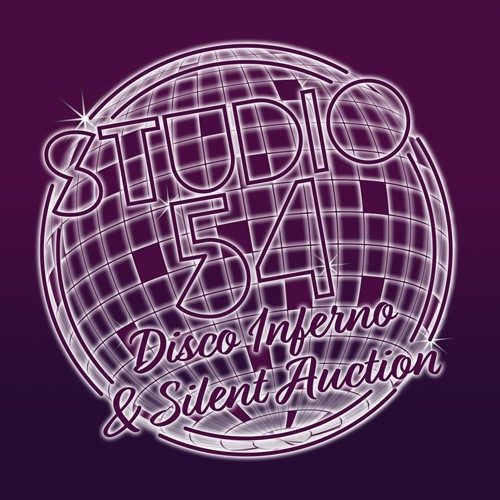 Studio 54 Disco Inferno & Silent Auction
