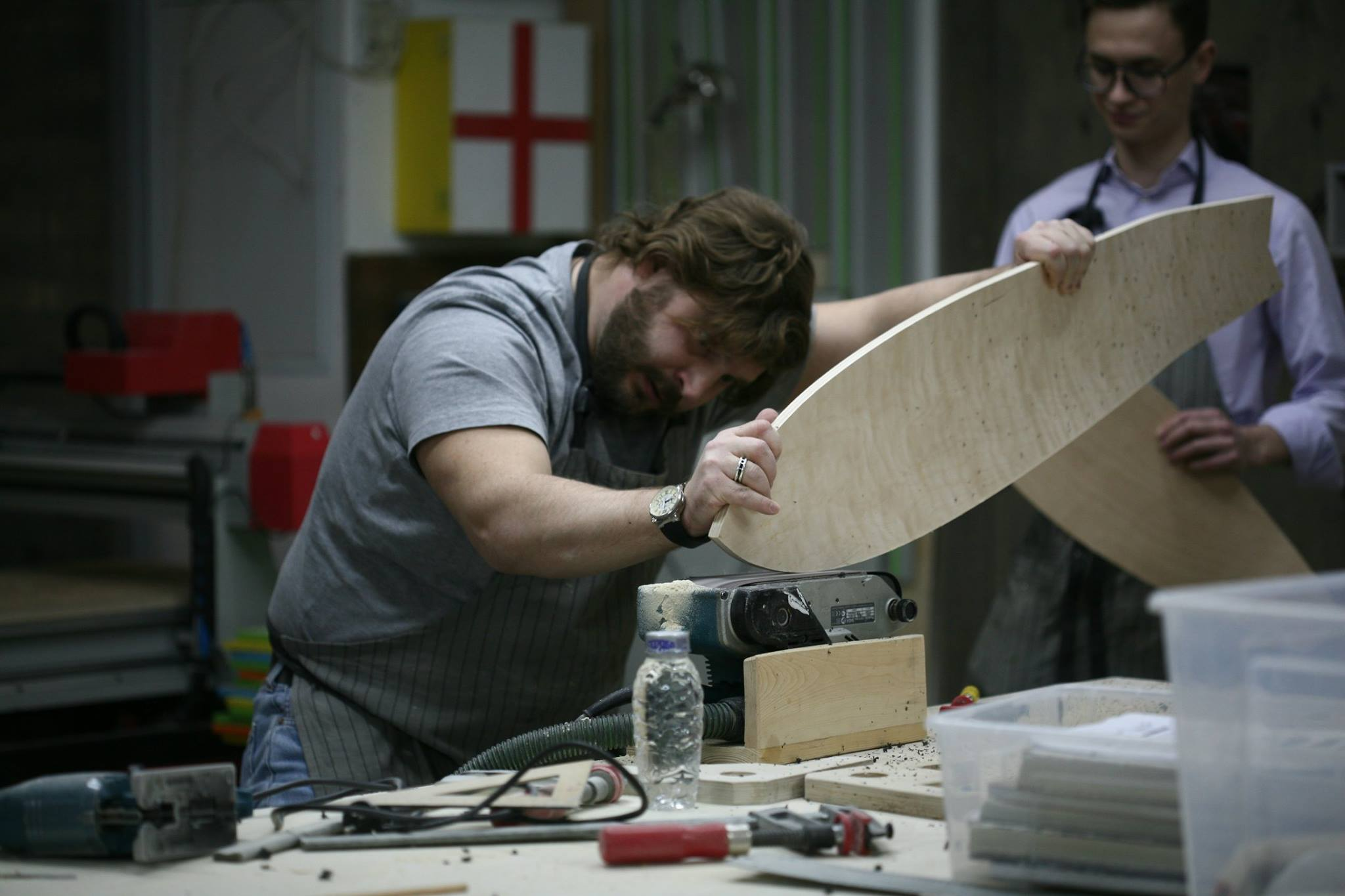 Weekly Woodworking Evenings - Open Workshop