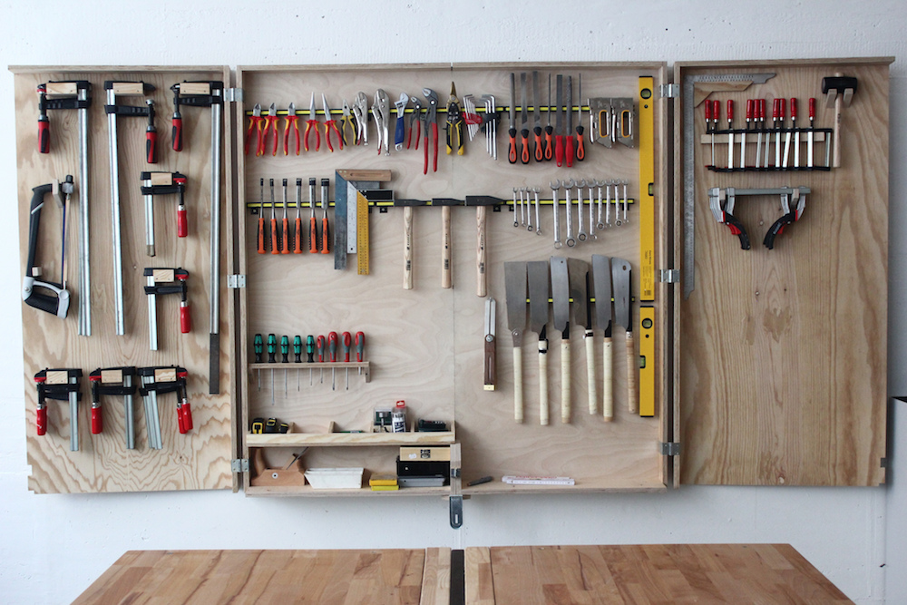 Woodshop in Berlin - Tools