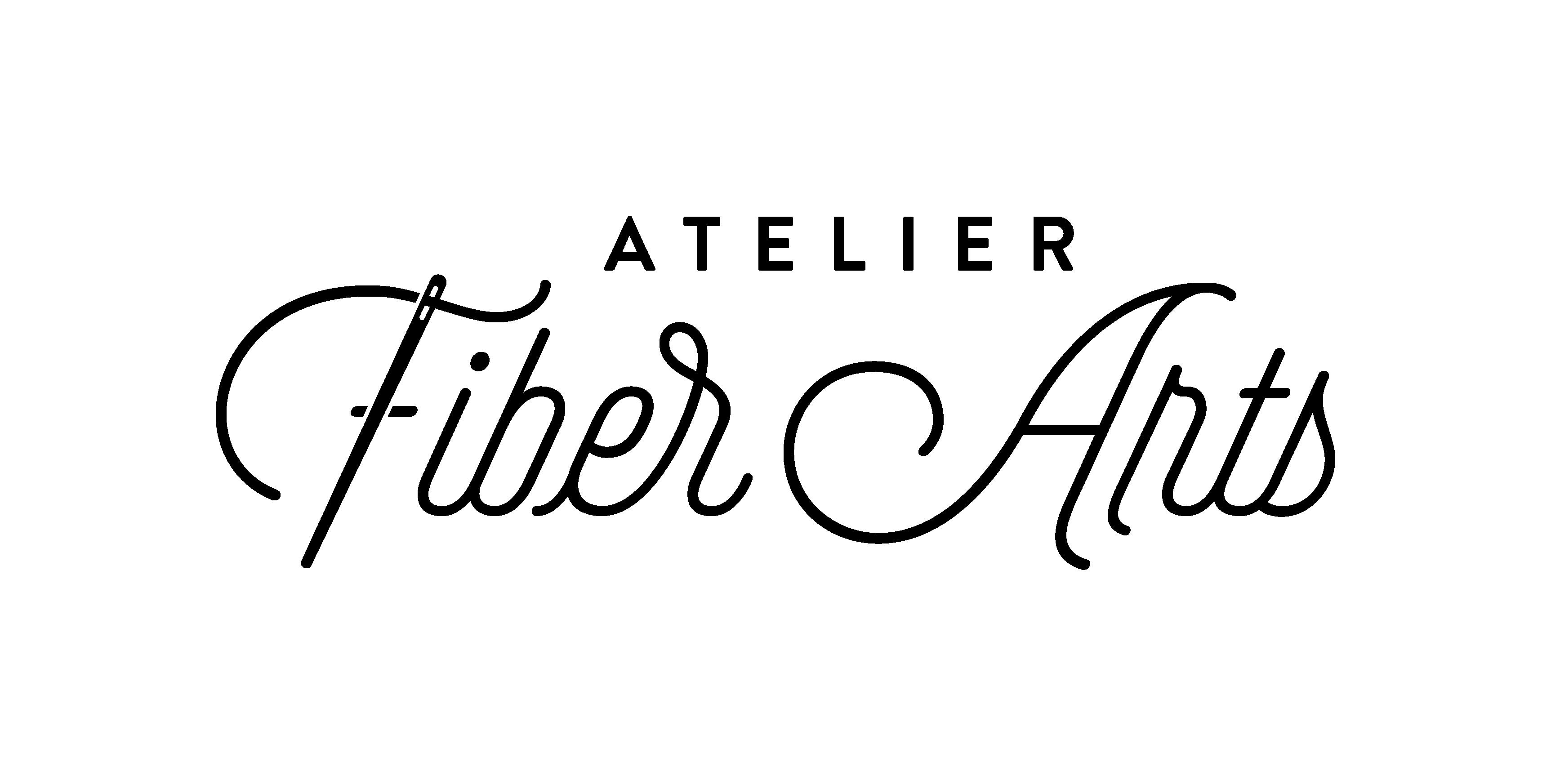 Atelier Fiber Arts Logo