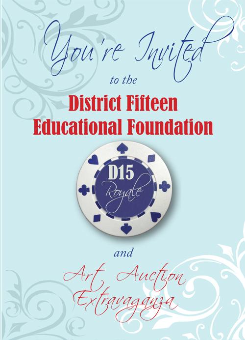 D15 Royale Invitation