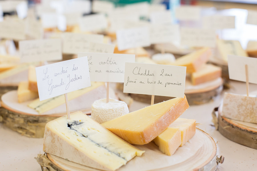 Fromages fins