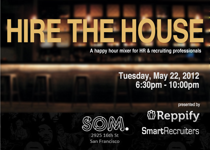 Reppify - Hire The House