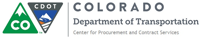 CDOT Center for Procurement & Contract Services