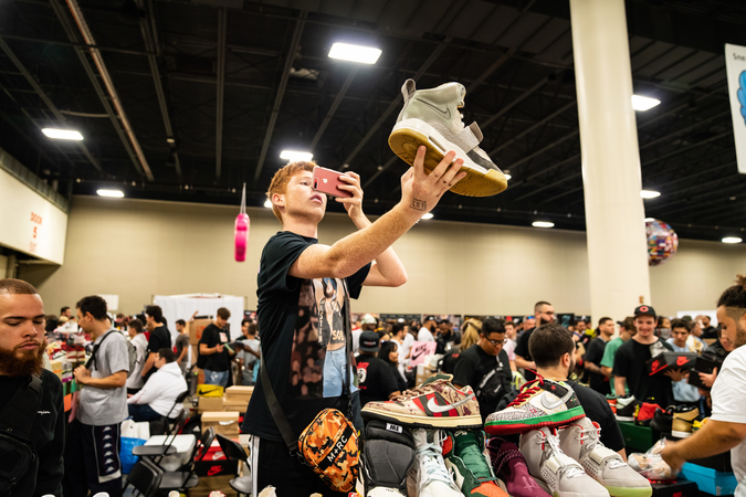 Sneaker Con 2020 Calendar SNEAKER CON WASHINGTON DC SEPTEMBER 7TH AND 8TH, 2019 Tickets, Sat