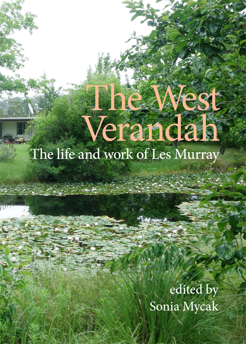 Cover of The West Verandah