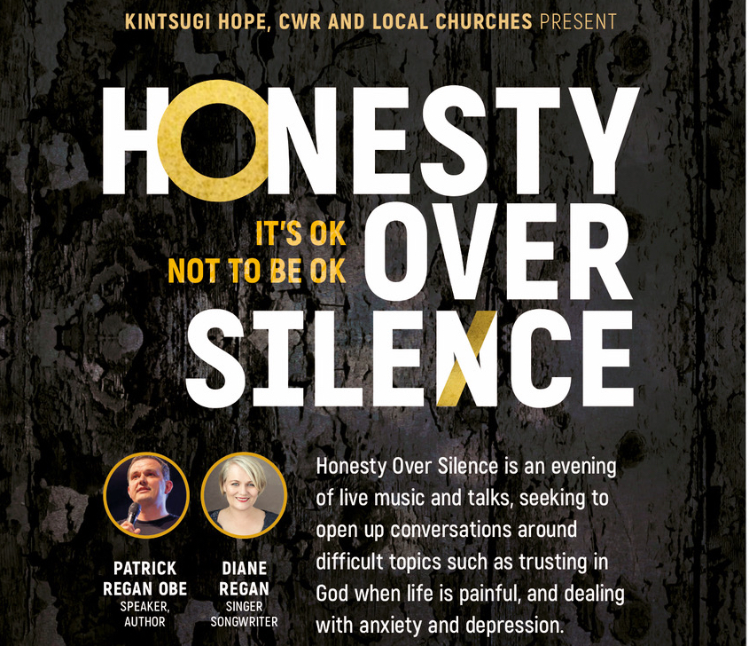 Honesty Over Silence Tour with Kintsugi Hope