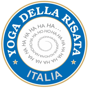 Logo ufficiale Yoga della Risata Italia