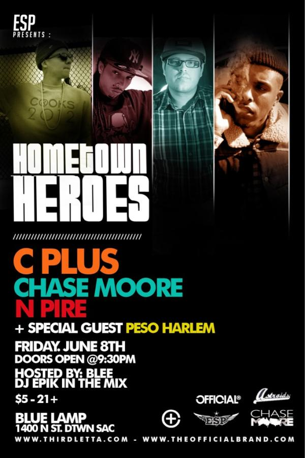 ESP Presents: Hometown Heroes Showcase