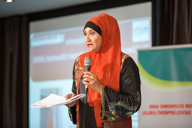Hawa Charfaray CEO of Training Excellence