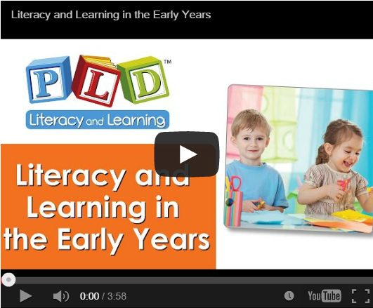 Literacy and Learning in Kindergarten (WA)