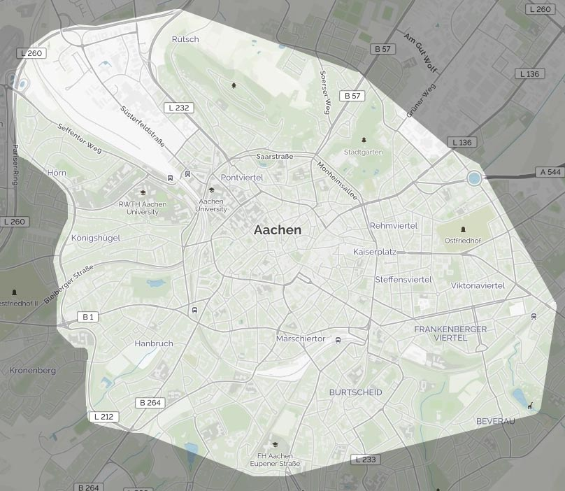 Die Welt von alias Aachen