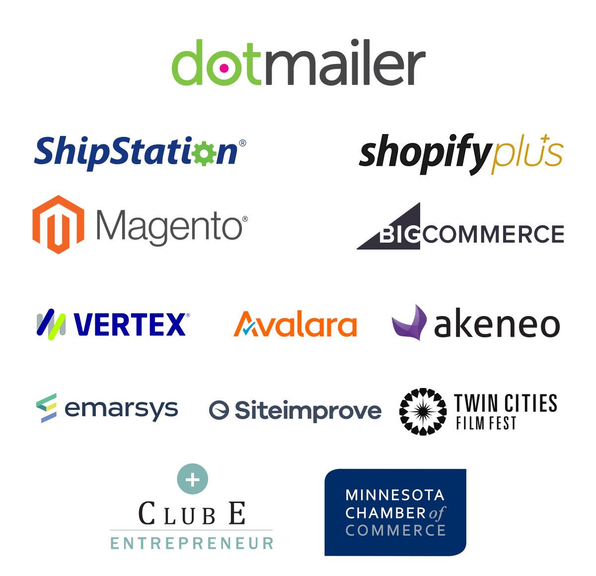 ecomm forum 2018 sponsors